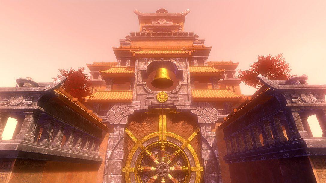 Anunciado Twilight Path para PS VR