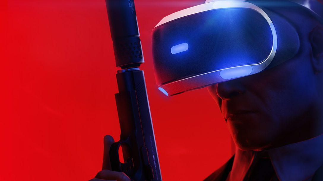 El modo para PS VR de Hitman 3 te sumerge de cuatro formas únicas   en el mundo de los asesinatos