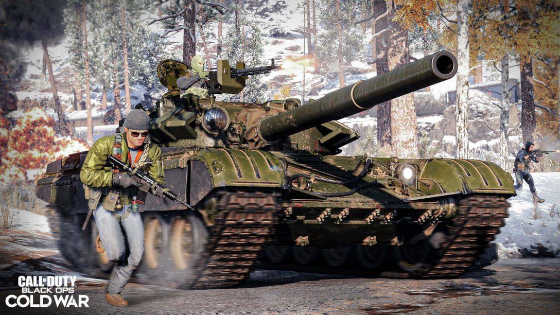 Presentación del modo multijugador de Call of Duty: Black Ops Cold War