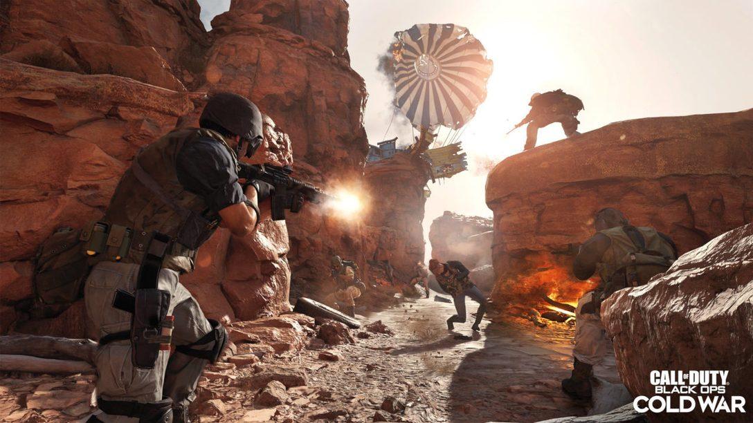 Juega a la alfa de  Call of Duty: Black Ops Cold War en PlayStation 4 del 18 al 20 de septiembre