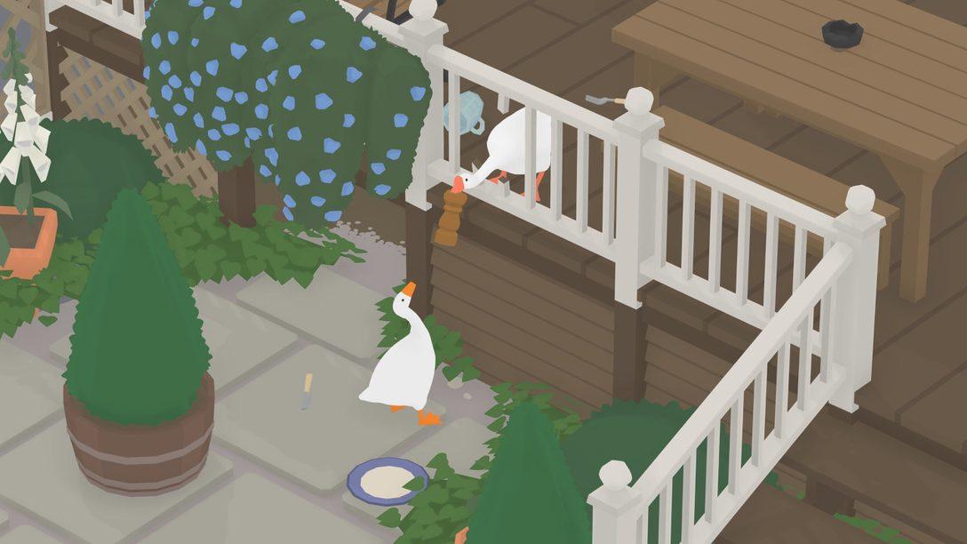 Cómo House House añadió el modo multijugador a Untitled Goose Game