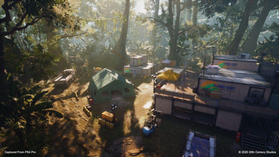 Un nuevo mapa y modo llegan hoy a Predator: Hunting Grounds