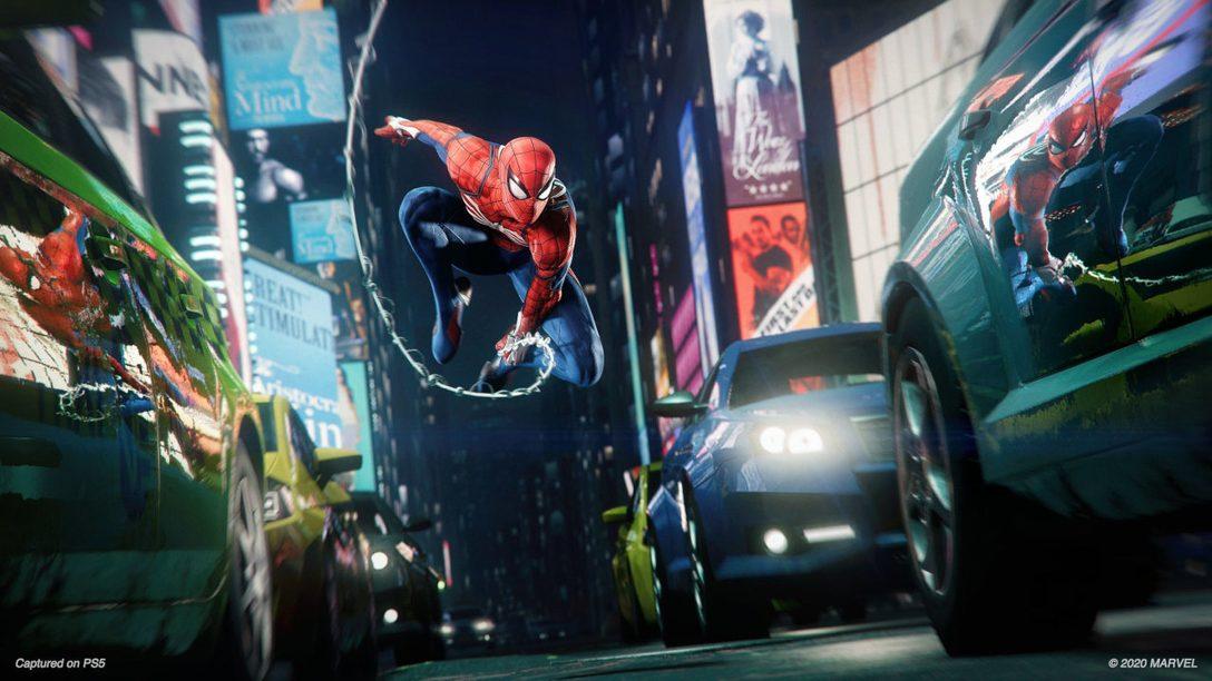 Detalles sobre Marvel's Spider-Man Remasterizado
