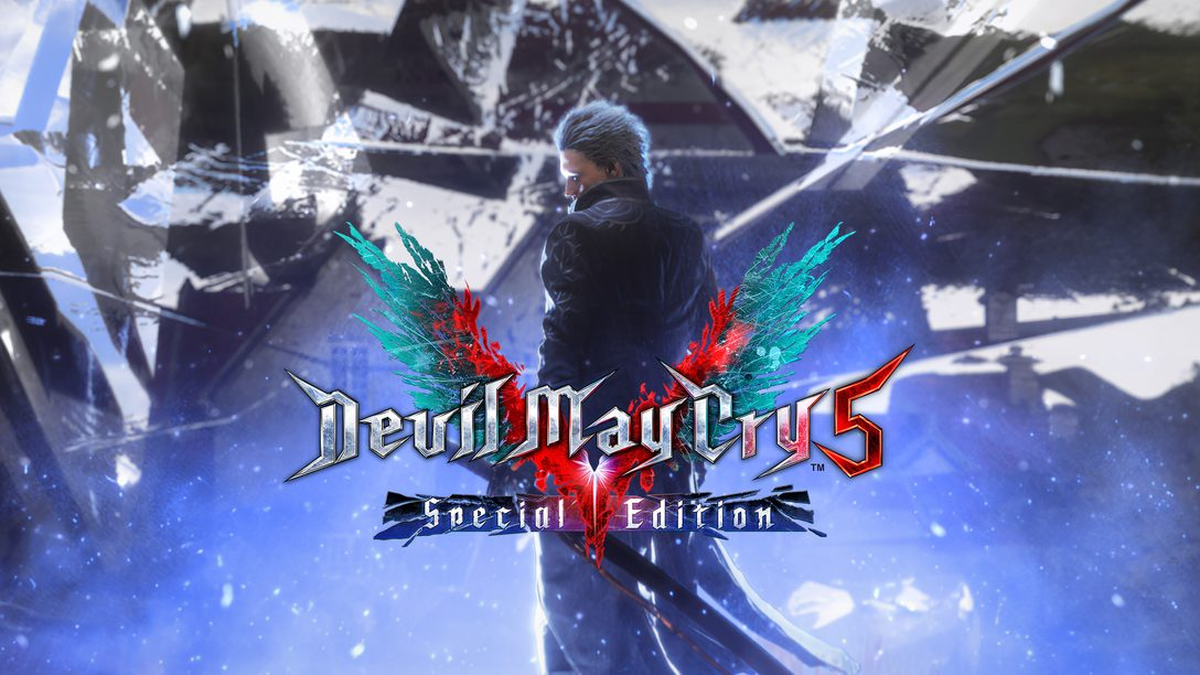 Llega a PlayStation 5 la Edición especial de Devil May Cry 5