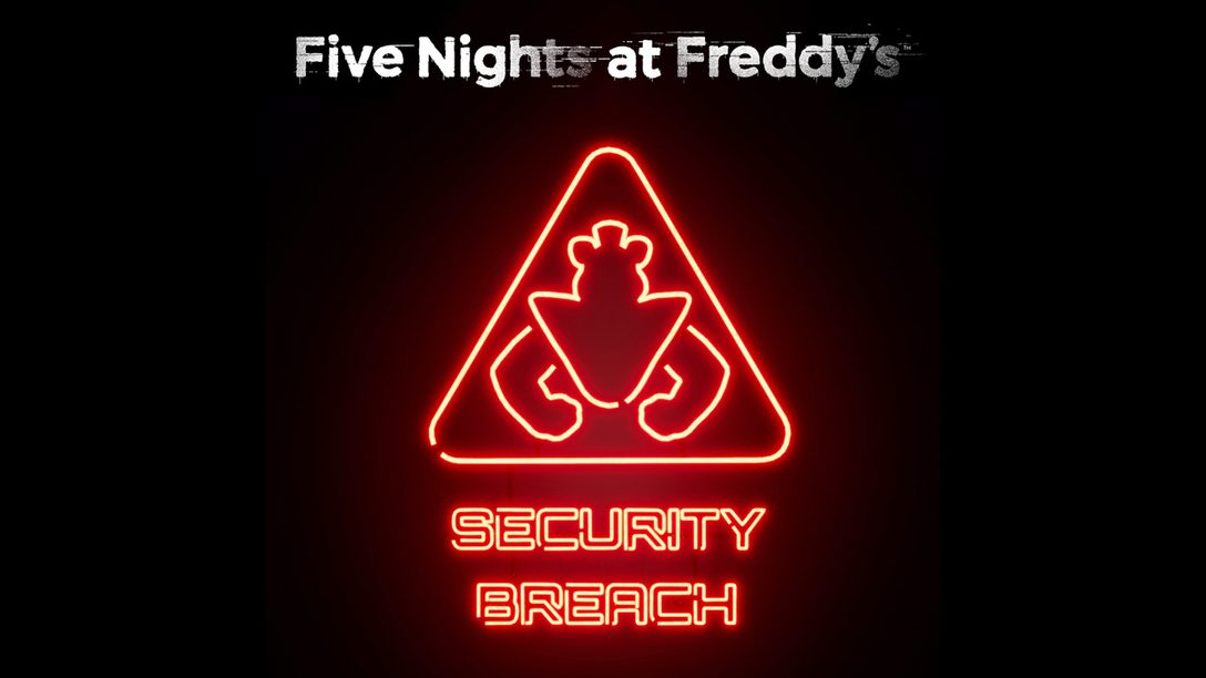 Five Nights at Freddy's: Security Breach, próximamente en PS5