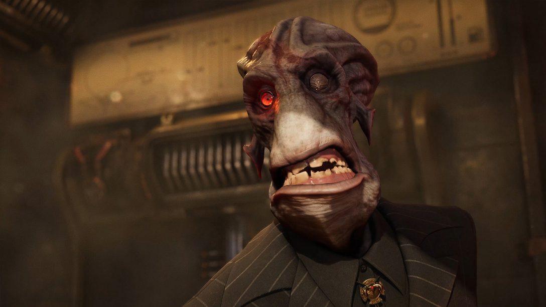 La nueva jugabilidad de Oddworld: Soulstorm para PS5 da pie a mayores retos