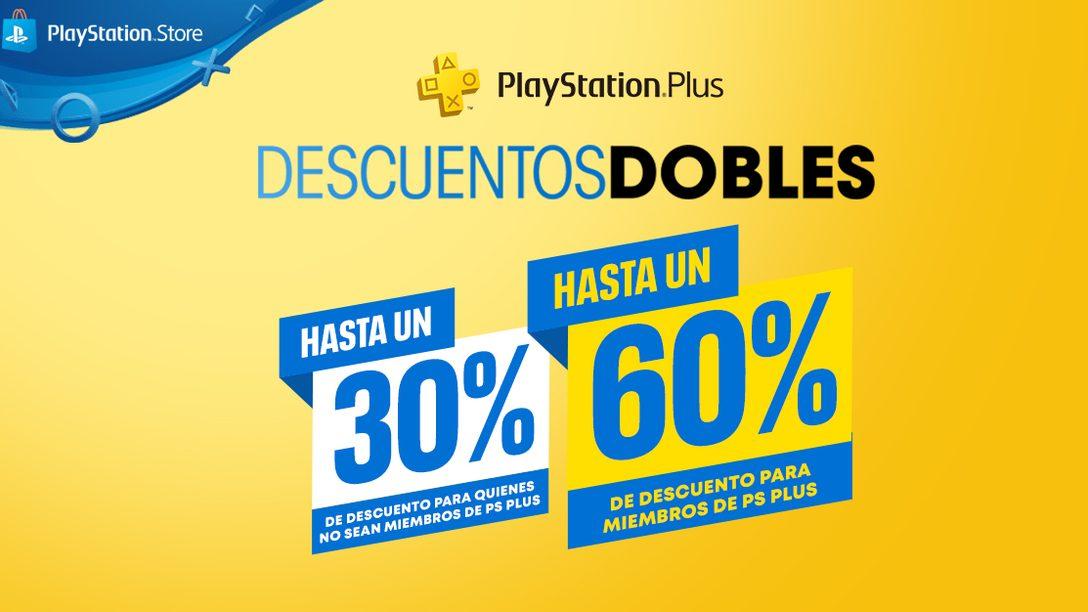 Vuelven los Descuentos Dobles de PS Store y PS Plus