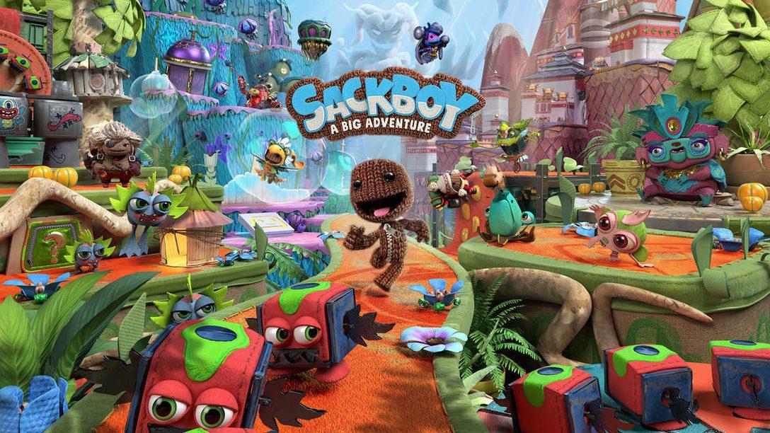 Sackboy: Una aventura a lo grande – ¡El retorno de Sack! – PlayStation.Blog  en español