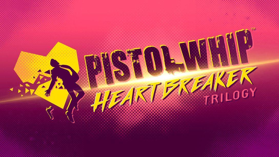 Ya está disponible la actualización de Pistol Whip The Heartbreaker Trilogy