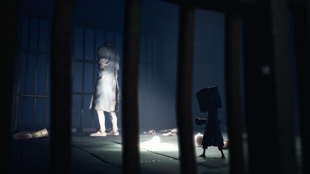 Echa un primer vistazo al Hospital de Little Nightmares II