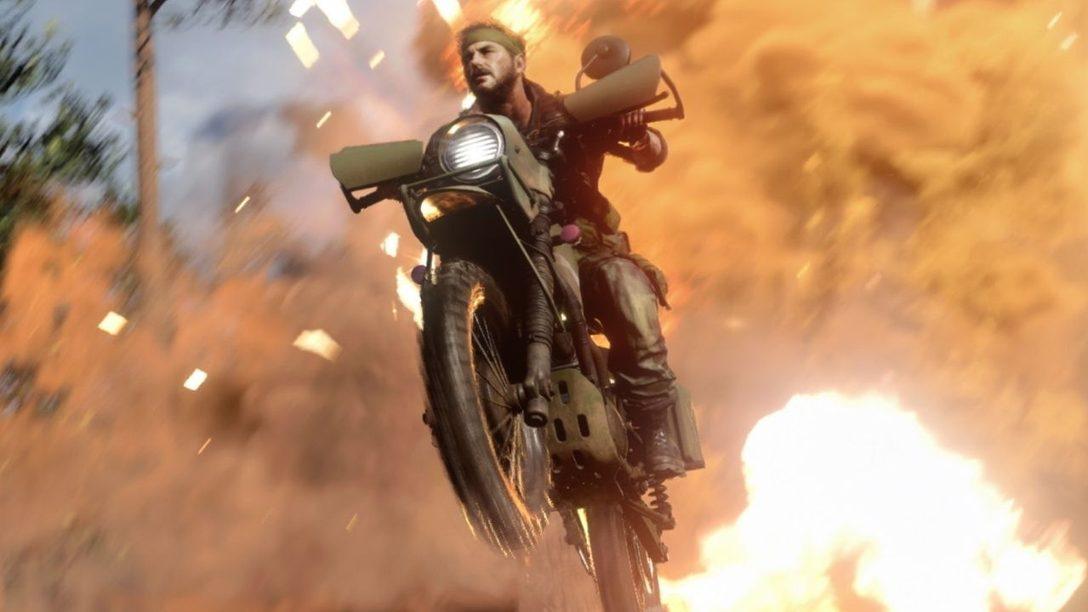Vemos más de cerca el modo Zombies Onslaught de Call of Duty: Black Ops Cold War