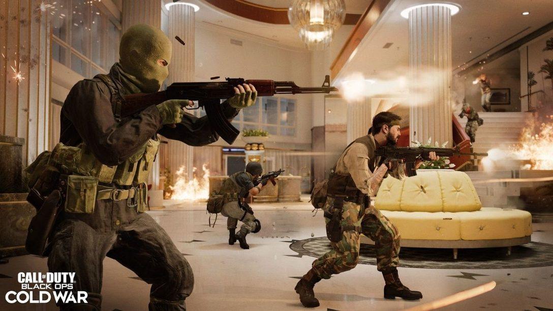 Todo lo que necesitas saber sobre la beta de Call of Duty: Black Ops Cold War