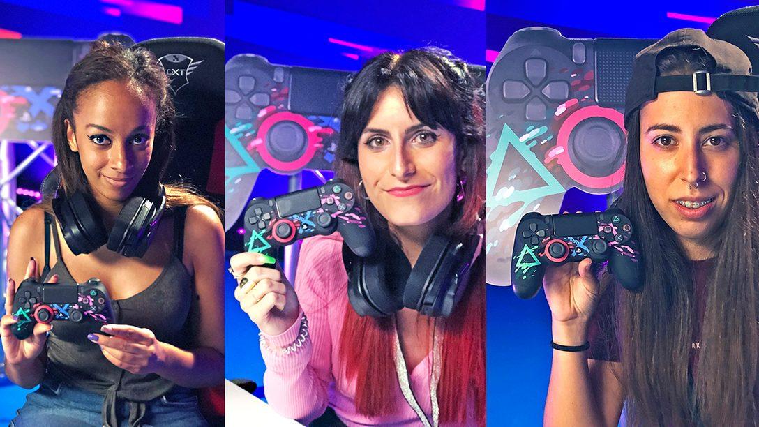 Top Gamers Academy | Entrevistamos a Arya, Chuca y Perry, las tres primeras concursantes eliminadas