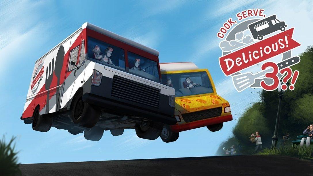 Cook, Serve, Delicious! 3?! llega a PS4 el 14 de octubre