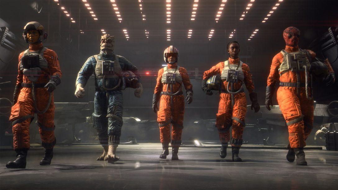 Prepárate para despegar con estos cinco consejos en Star Wars: Squadrons