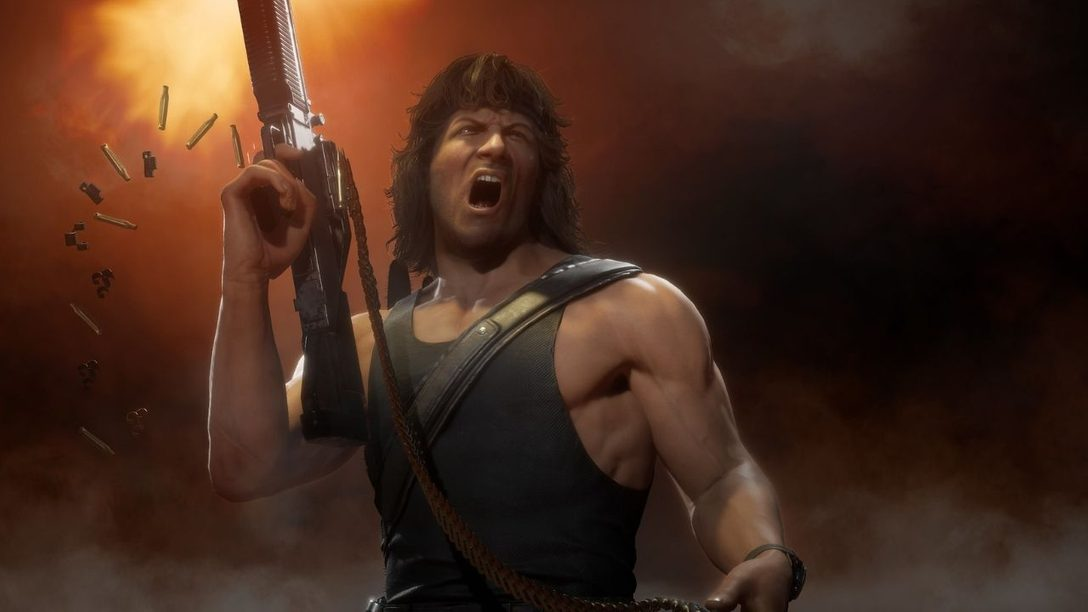 Mortal Kombat 11 Ultimate trae a Rain, Mileena y Rambo