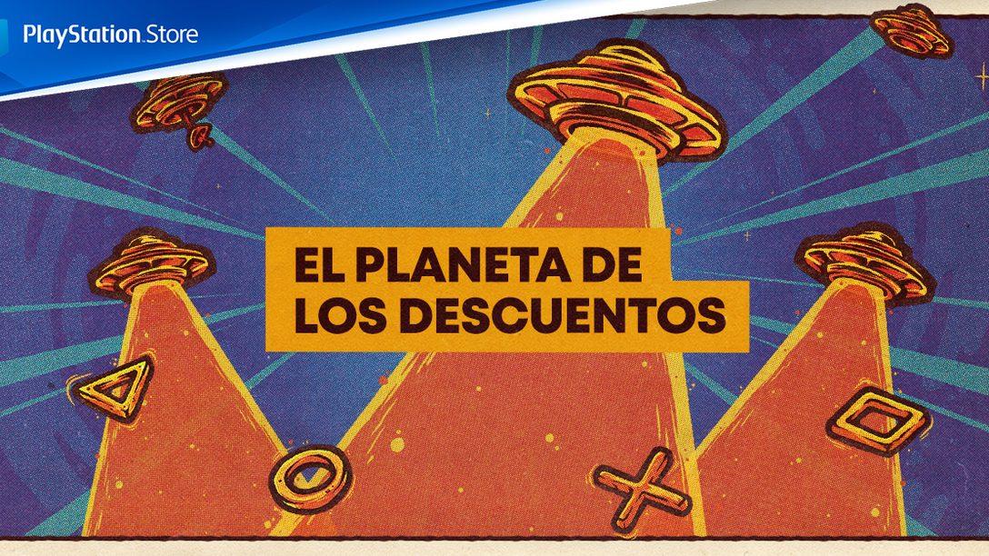 Planeta de los descuentos invade PlayStation Store