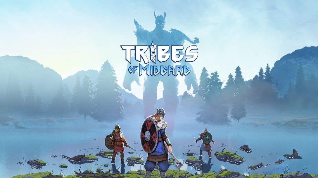 Enfréntate al fin del mundo en Tribes of Midgard