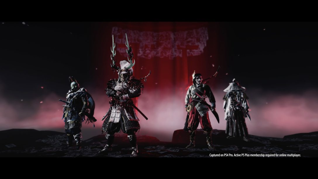 ¡Ghost of Tsushima: Legends y Nueva partida+ llegan el 16 de octubre!
