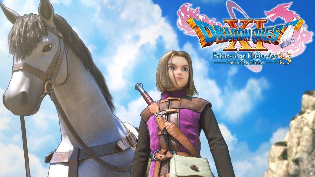 ¡Ya está disponible la demo de Dragon Quest XI S: Ecos de un pasado perdido – Edición definitiva!