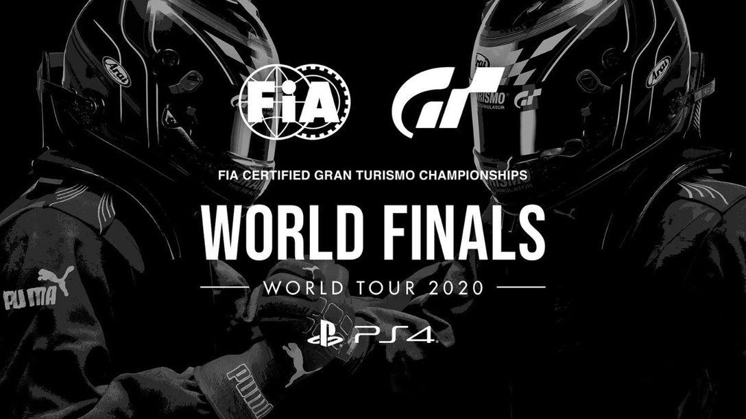 Las finales regionales de los FIA Certified Gran Turismo Championships 2020 comienzan el 22 de noviembre