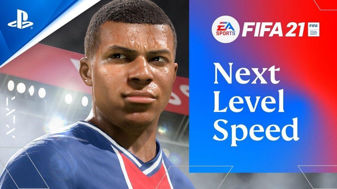 Juega a otro nivel con FIFA 21 en PlayStation 5, disponible el 4 de diciembre