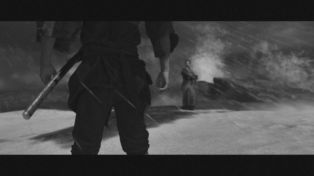 Haciendo honor a la espada: El contrato de letalidad y equilibrio de combate en Ghost of Tsushima