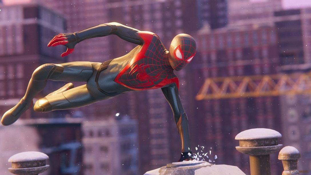 Esta semana asistimos al lanzamiento de Marvel's Spider-Man: Miles Morales para PS4 y PS5