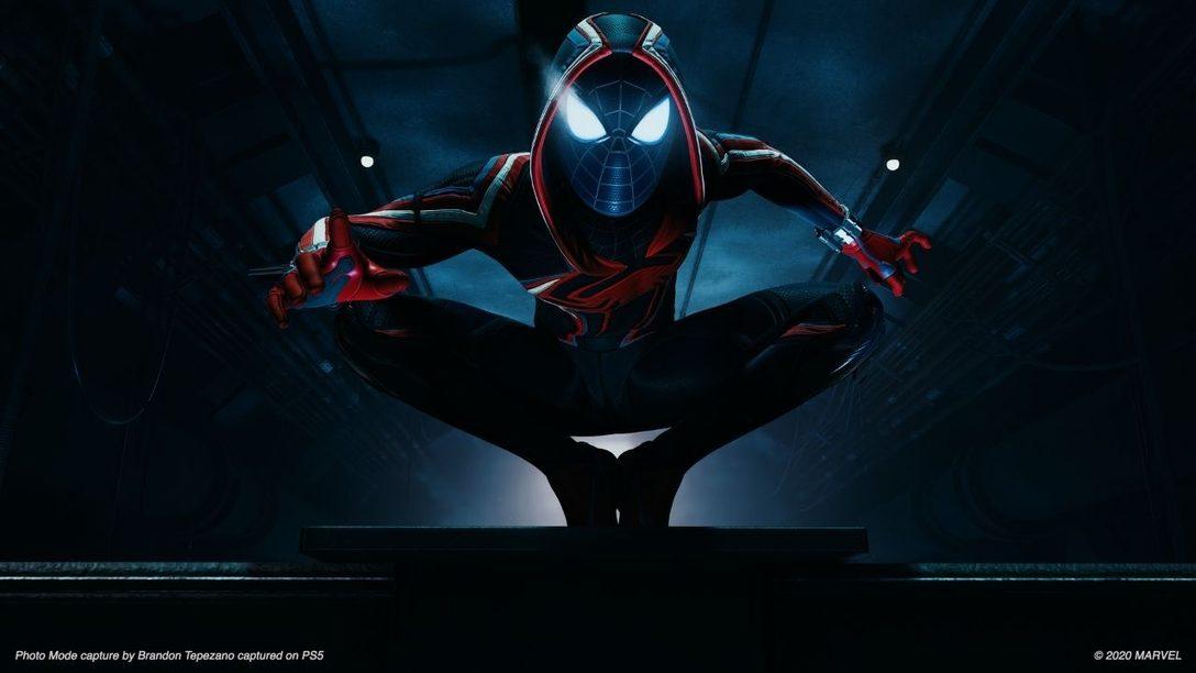 Tráiler del modo Foto y consejos detallados de los desarrolladores de Marvel's Spider-Man: Miles Morales