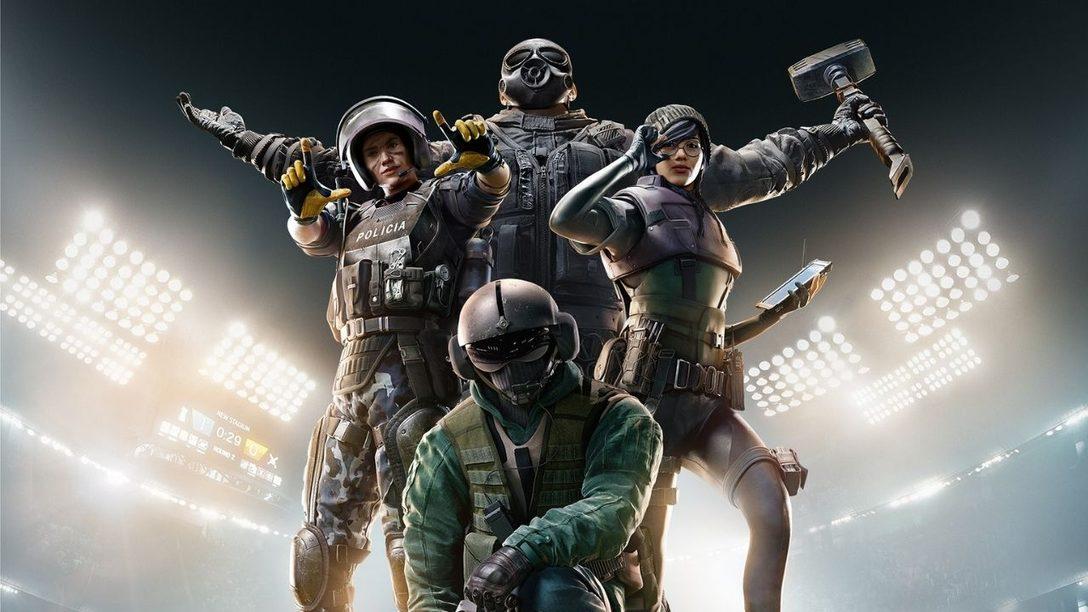 Descubre cómo Siege aprovecha al máximo las características de PS5 para ofrecer mejores gráficos y jugabilidad: disponible el 1 de diciembre.