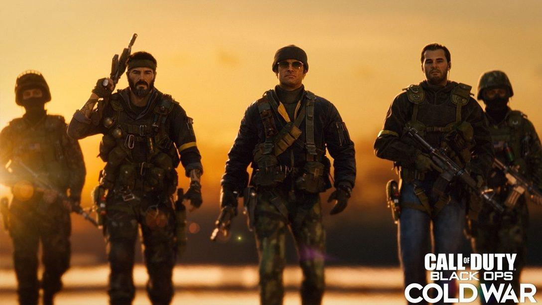 Call of Duty: Black Ops Cold War ya disponible   Entra en la experiencia digital inmersiva 'Checkpoint' y conoce los detalles del juego