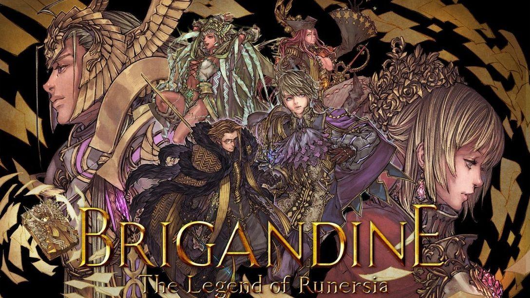 Brigandine: The Legend of Runersia — Recuperando un SRPG clásico de culto para PlayStation