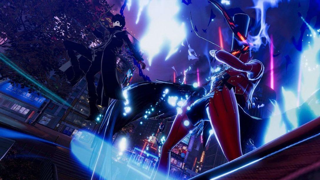 Los Ladrones Fantasma regresan a Persona 5 Strikers, a la venta el 23 de febrero para PS4