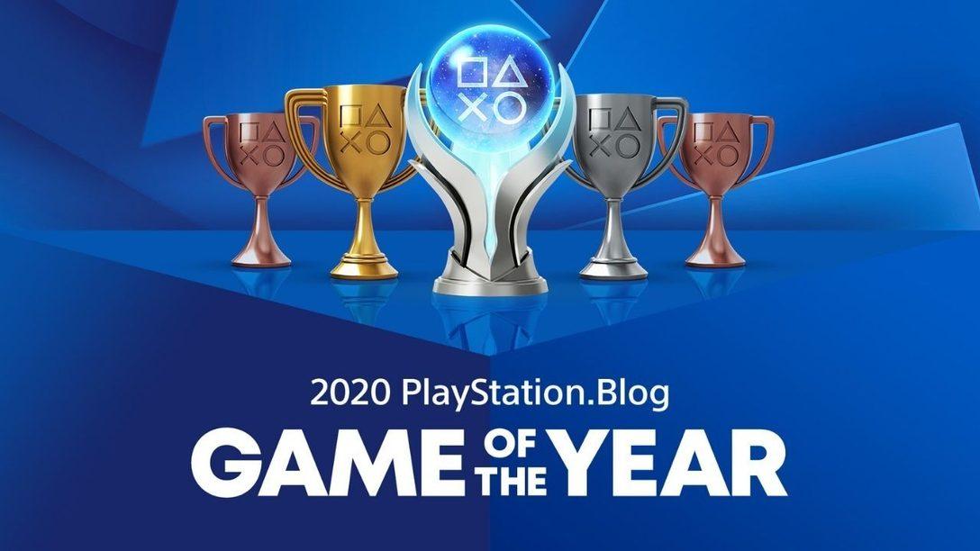 PlayStation.Blog Game of the Year   ¿Cuáles han sido los mejores juegos de 2020 para nuestros lectores?