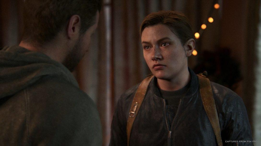 The Last of Us Parte II: Explora la historia de Abby con un nuevo tráiler