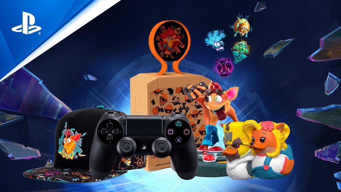 Crash Bandicoot 4: It's about time | Participa en nuestro concurso de Twitter y podrás ganar divertidos premios