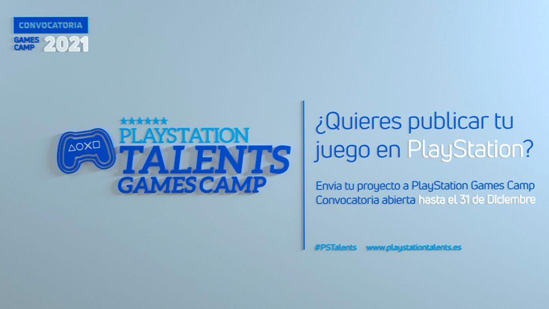 Apúntate a GamesCamp y consigue publicar tu videojuego