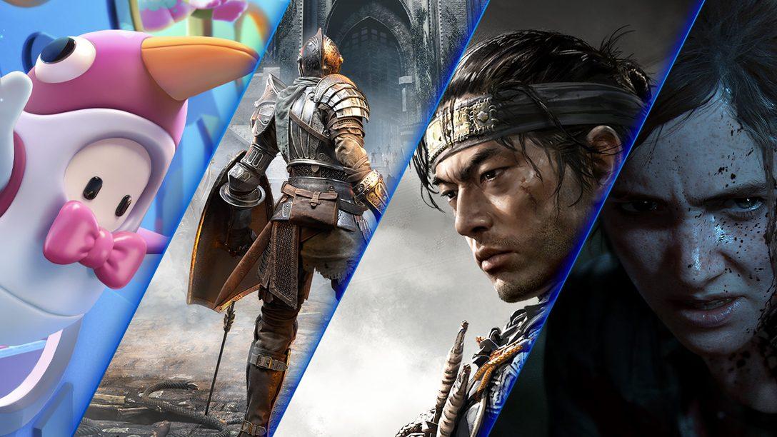 Los juegos favoritos de los desarrolladores de PlayStation en 2020