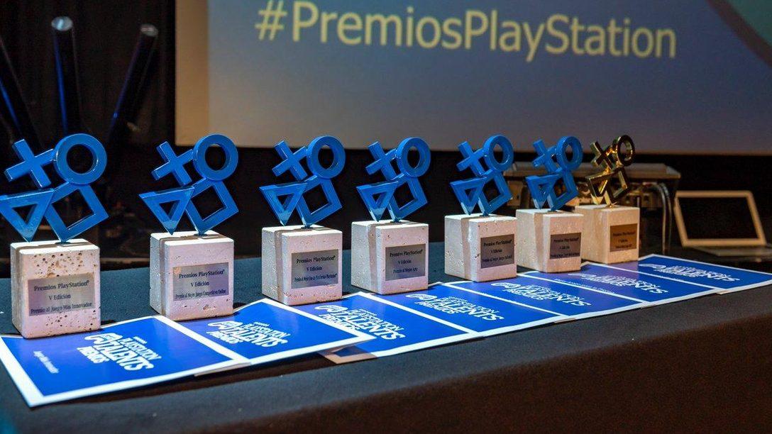 Estos son los proyectos nominados a la VII Edición de los Premios PlayStation 2020