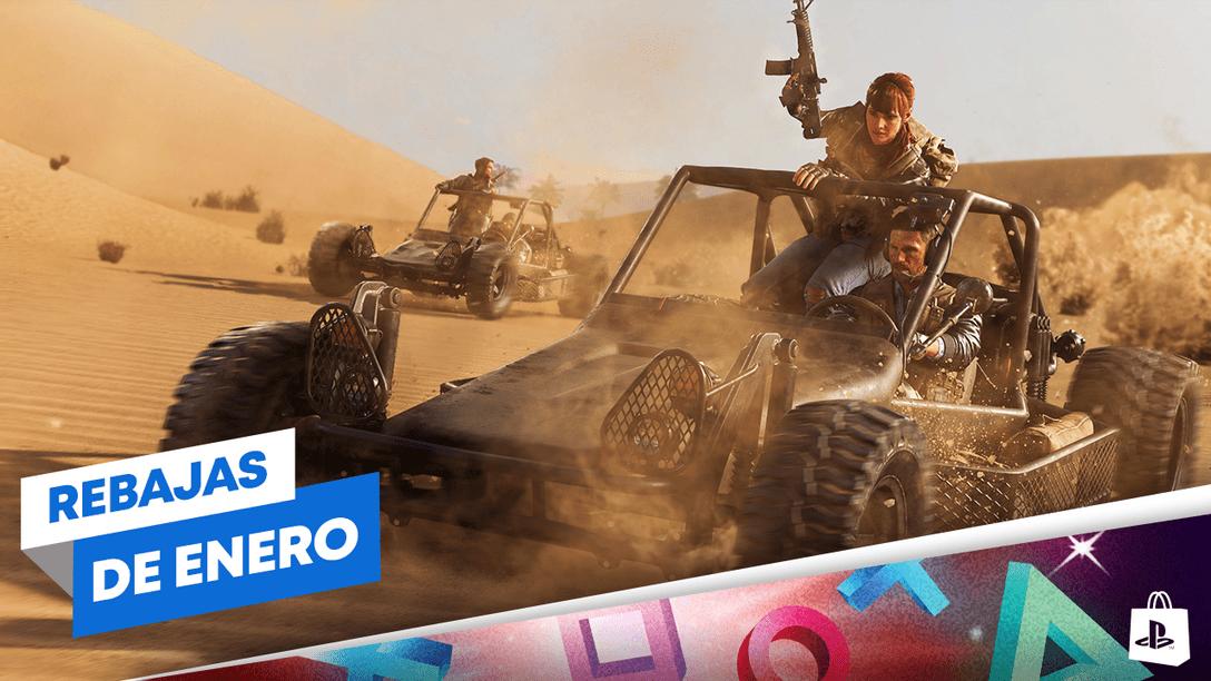 Rebajas de enero en PlayStation Store | Arranca la segunda oleada