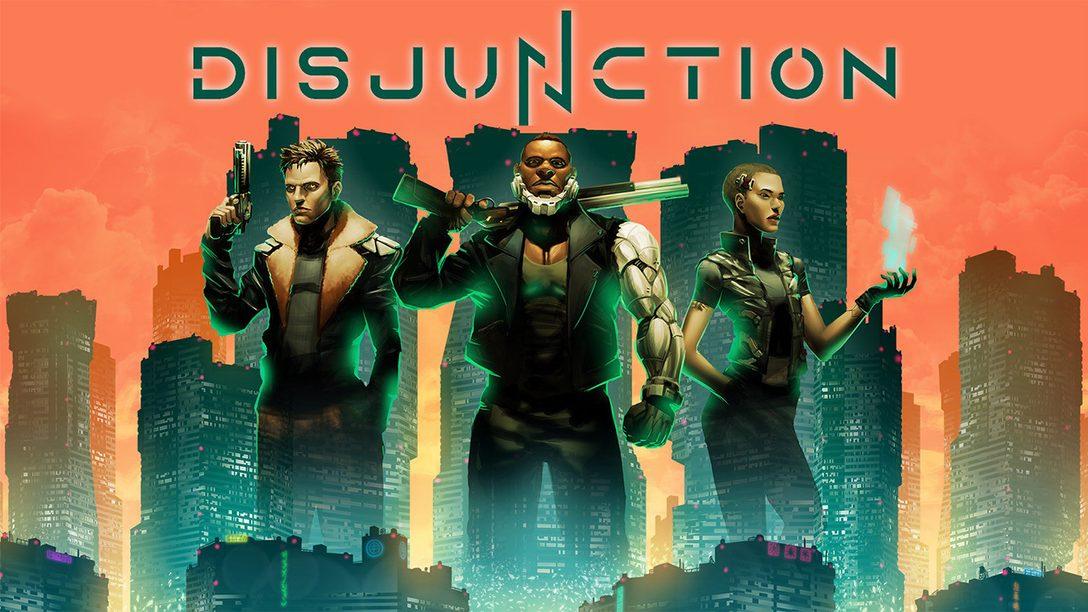 El 28 de enero llega a PS4 el RPG de acción y sigilo Disjunction