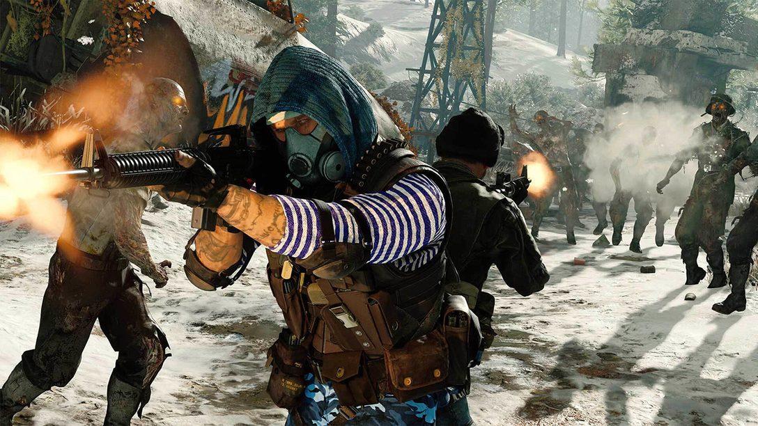 Juega gratis al modo Zombis de Black Ops Cold War