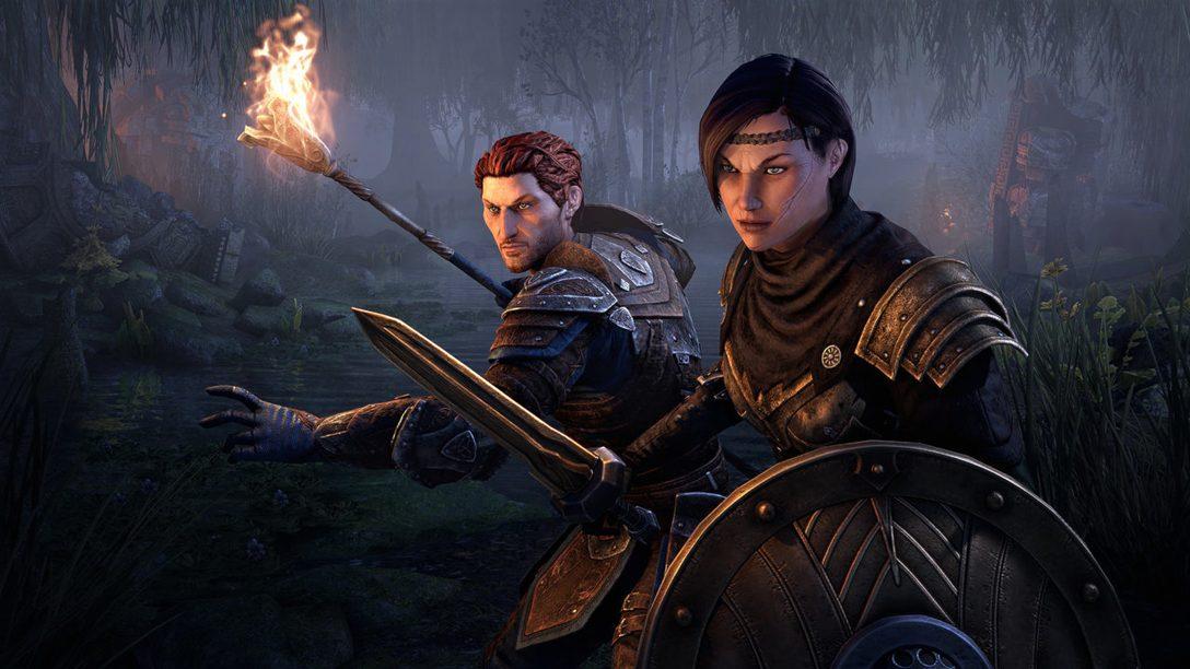 Cruza las puertas de Oblivion   Gates of Oblivion: la nueva saga anual de The Elder Scrolls Online