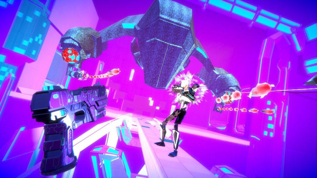 Hoy en PlayStation VR, cómo se creo la campaña cinemática de Pistol Whip: 2089