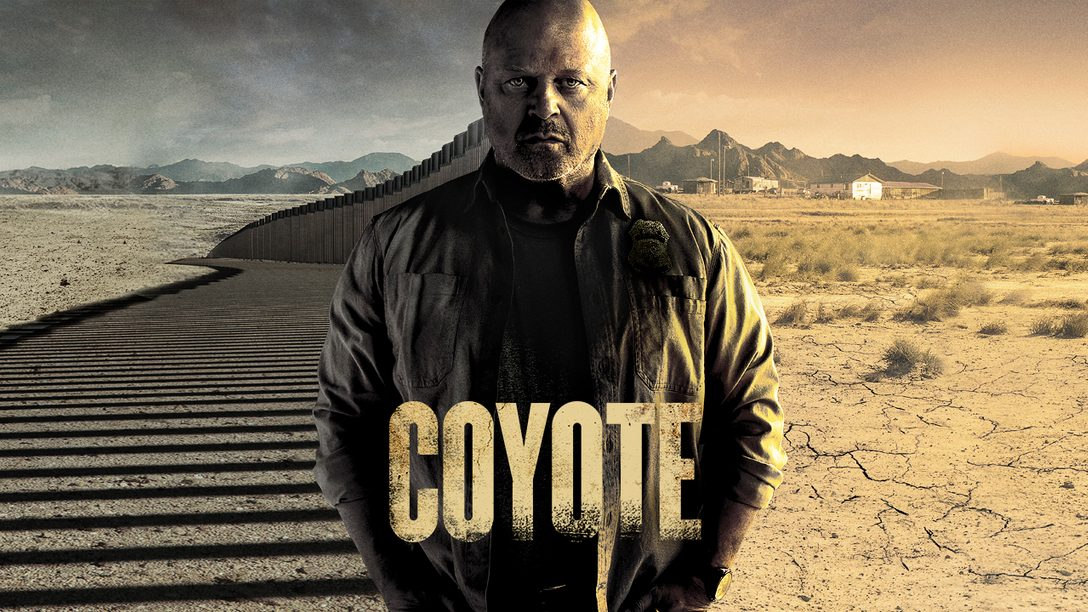 AXN Celebra el estreno de su serie Coyote regalando una PS5 entre sus fans
