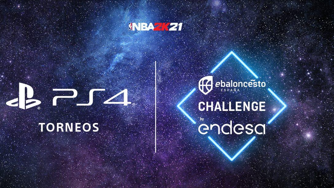 Endesa y la FEB lanzan los torneos eBaloncesto Challenge by Endesa