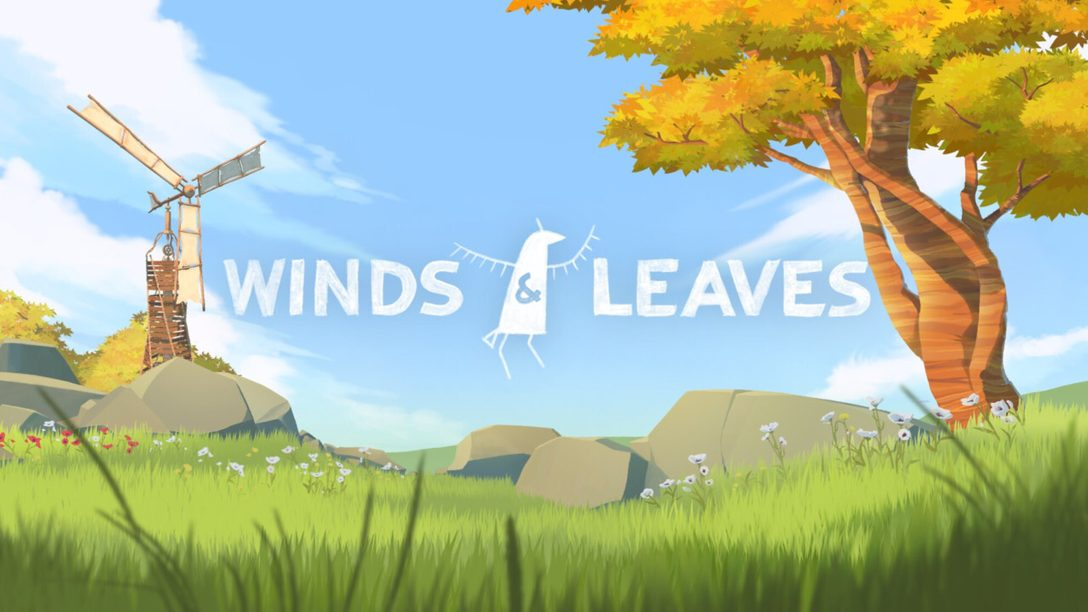 Plantad bosques con vuestras propias manos en Winds & Leaves, en exclusiva para PS VR esta primavera