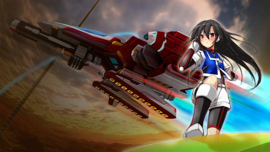 Natsuki Chronicles trae disparos y acción de scroll lateral a PlayStation el 18 de febrero