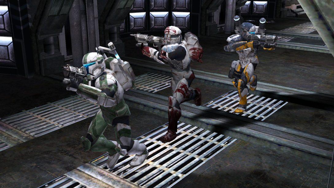 Star Wars Republic Commando llega a PlayStation 4 y 5 este mes de abril