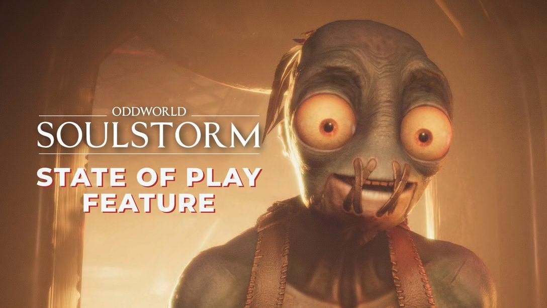 Oddworld: Soulstorm llega a PS4 y PS5 el 6 de abril